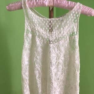 Soft Lace American Eagle Top